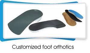 Customized Foot Orthotics Sherwood Park